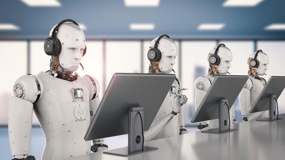 Robotene kommer, men mennesket er fortsatt sjef