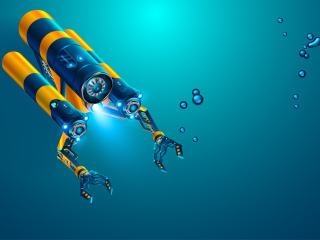 Subsea robot