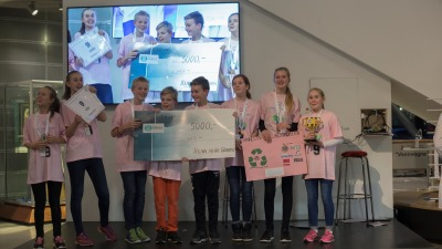 First Lego League finale (FLL) i Sarpsborg