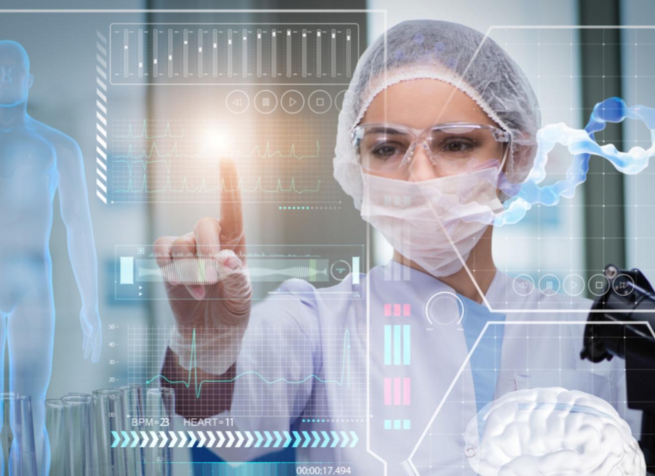 Kunstig intelligens i helsetjenester