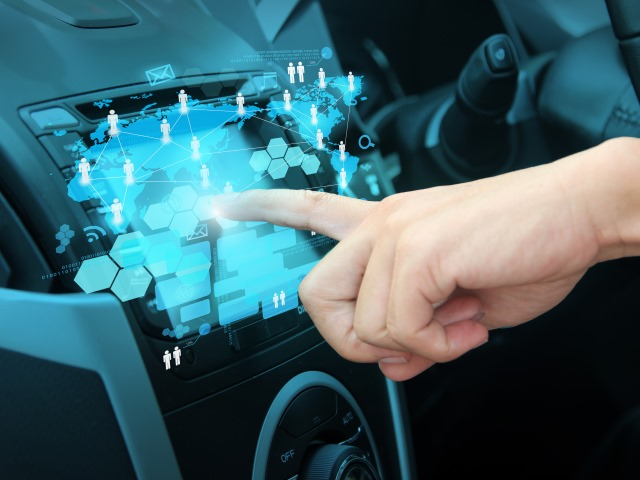 Autonomous cars ITS systems